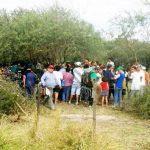 Große Grundstücke im Chaco ziehen Campesinos an