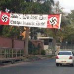 Vor einem Monat – das Hitler-Plakat