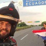 Zwei Paraguayer auf Entdeckungsreise