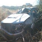 Deutsche bei Unfall im Chaco schwer verletzt