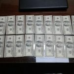 Falschgeld beschlagnahmt