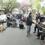 Paraguay auf dem Weg in die Anarchie
