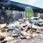 Paraguay erstickt im Rauch