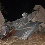 Unwetter richtete großen Schaden in Neuland an