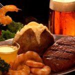 Überfall mit Speis und Trank