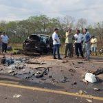 Schwerer Verkehrsunfall in Concepción