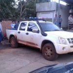 Viehdieb auf einer Estancia erschossen