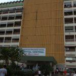 Massive Demonstrationen vor dem IPS Krankenhaus