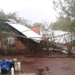Gewitter, Hagel und Dürre im Chaco