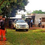 Vier Kilometer lang Sohn verfolgt und dann erschossen