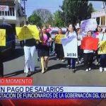 Das ganze Regierungssystem in Guairá schwankt bedrohlich
