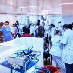 Code Black im Regionalkrankenhaus nach Gefängnisaufstand