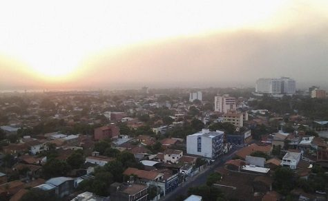 Gesundheitsministerium gibt Warnung an die Bevölkerung wegen akuter Luftverschmutzung heraus