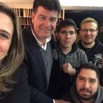 Junge Liberale erhalten Flüchtlingsstatus in Uruguay