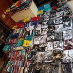 Schmuggelware in Vista Alegre beschlagnahmt