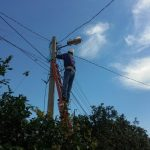 15 Tage ohne Strom
