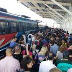 Kreislaufzusammenbrüche von Zugpassagieren wegen starker Grenzkontrollen