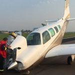 Bruchlandung sorgt für Probleme beim Luftverkehr