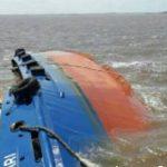Paraguayisches Schiff sinkt vor Uruguay