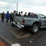 Tödliches Schicksal in Mbocayaty