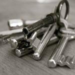 Wann bekommt mein Kind einen eigenen Schlüssel?