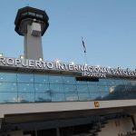 Silvio Pettirossi als das Drehkreuz im Luftverkehr