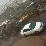 So sah man das Unwetter von Alto Paraná