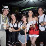 Bierkonsum auf dem Choppfest regt zum Nachdenken an