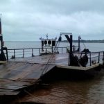 Fährunglück am Yguazú See