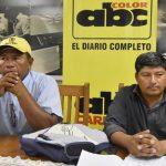Indigene wollen Transchaco Route sperren