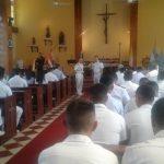 In Gedanken an die Besatzung vom U-Boot ARA San Juan