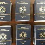 Der paraguayische Reisepass
