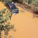 Kontrollverlust und ein nasses Ende