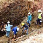 Das Uranprojekt in Itapuá, Guairá und Caazapá