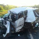 5 Tote bei Unfall auf der Fernstraße VI