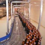 Deutsche Technologie bei der Bierabfüllung