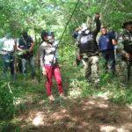 Vergrabene Leiche im Chaco entdeckt