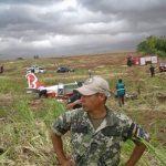 Ein weiterer Flugzeugabsturz in Itapúa: Pilot stirbt