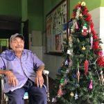 Ein 92-Jähriger erhält sein größtes Weihnachtsgeschenk
