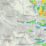 Unwetter für 11 Departements vorhergesagt