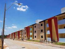 Einweihung des Sozialbauviertels für heute geplant