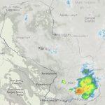 Ausgiebiger Regen auch für den Chaco