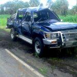 Transchaco Route wieder Schauplatz eines Unfalls