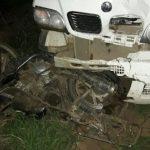 Motorradfahrer stirbt bei Unfall in Loma Plata