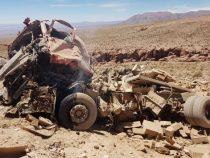 Bremsen versagen: Paraguayer stirbt in Chile