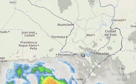 Ab heute Mittag starke Unwetter