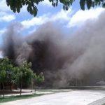 Großbrand im Chaco und keine Feuerwehr