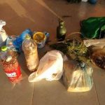 Schusswechsel mit EPP: Rücksäcke beschlagnahmt