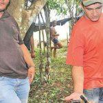 Landbesetzer angeschossen