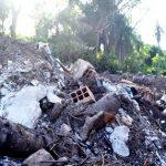 San Bernardino versinkt im Müll